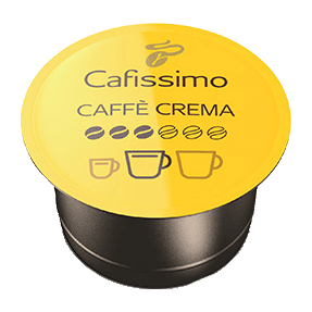 Tchibo Cafissimo Caffè Crema mild 7,5g