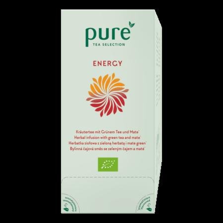 Pure Tea Spa ENERGY zzieloną herbatą imate green
