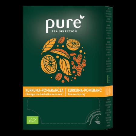 Pure Tea Selection KURKUMA-POMARAŃCZA
