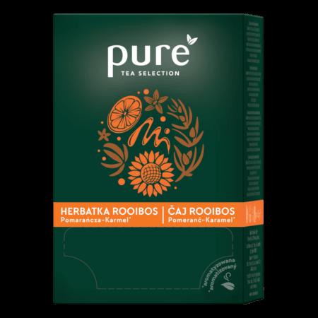 Pure Tea Selection ROOIBOS Pomarańcza-Karmel