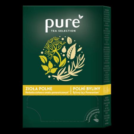 Pure Tea Selection ZIOŁA POLNE osmaku pomarańczowym