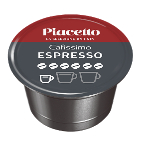 Piacetto Cafissimo Espresso 8g