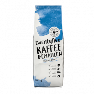 Twentyfive Mahlkaffee 1000g